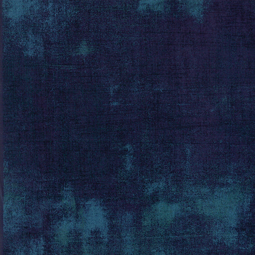 Grunge Blue Steel - Priced by the Half Yard - brewstitched.com