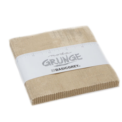 Grunge Charm Pack Tan - brewstitched.com