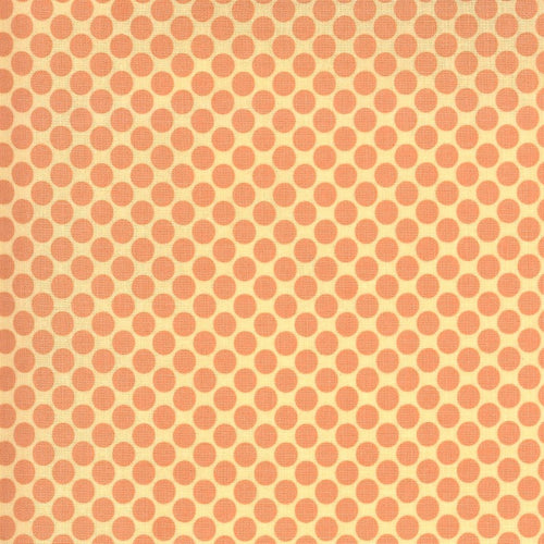 Kitty Corn Polka Dot Candy Corn - Priced by Half Yard - Expected June 2021 - brewstitched.com