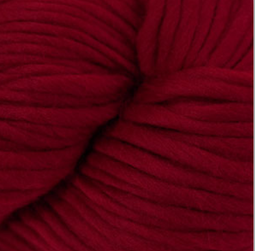 Cascade Magnum Yarn in Ruby 4008 - brewstitched.com