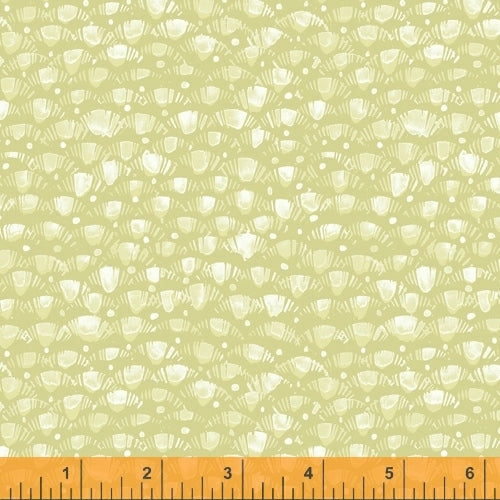 Fox Woods Lea Celadon - Priced by the Half Yard - brewstitched.com