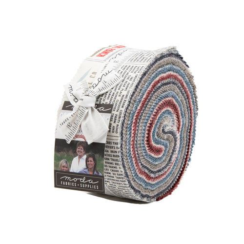 Branded by Sweetwater Jelly Roll - brewstitched.com