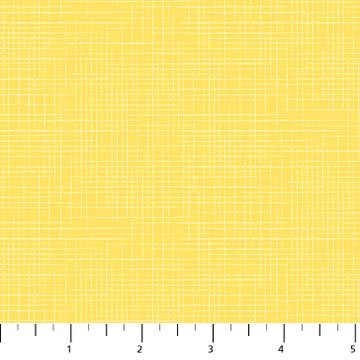 Dublin Mellow Yellow 51 from Northcott Fabrics - Priced by the Half Yard - brewstitched.com