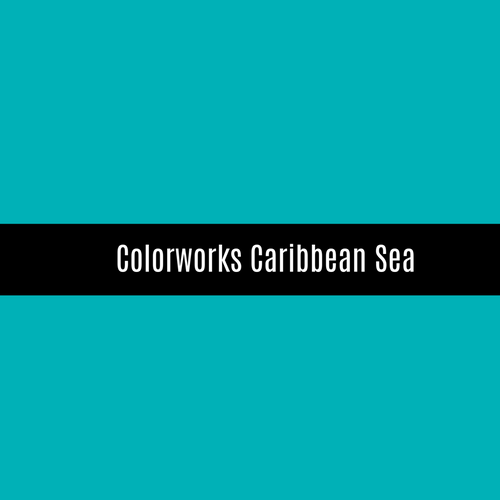 Colorworks Caribbean Sea - Priced by the Half Yard - brewstitched.com