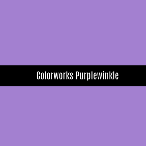 Colorworks Purplewinkle - Priced by the Half Yard - brewstitched.com