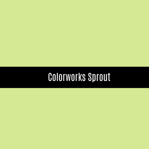 Colorworks Sprout - Priced by the Half Yard - brewstitched.com