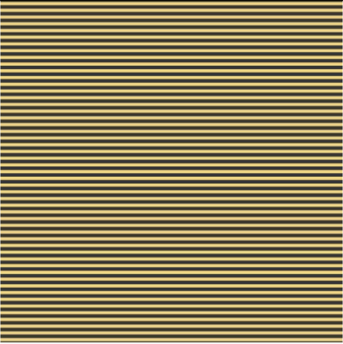 Queen Bee Gold Stripe - Priced by the Half Yard - brewstitched.com