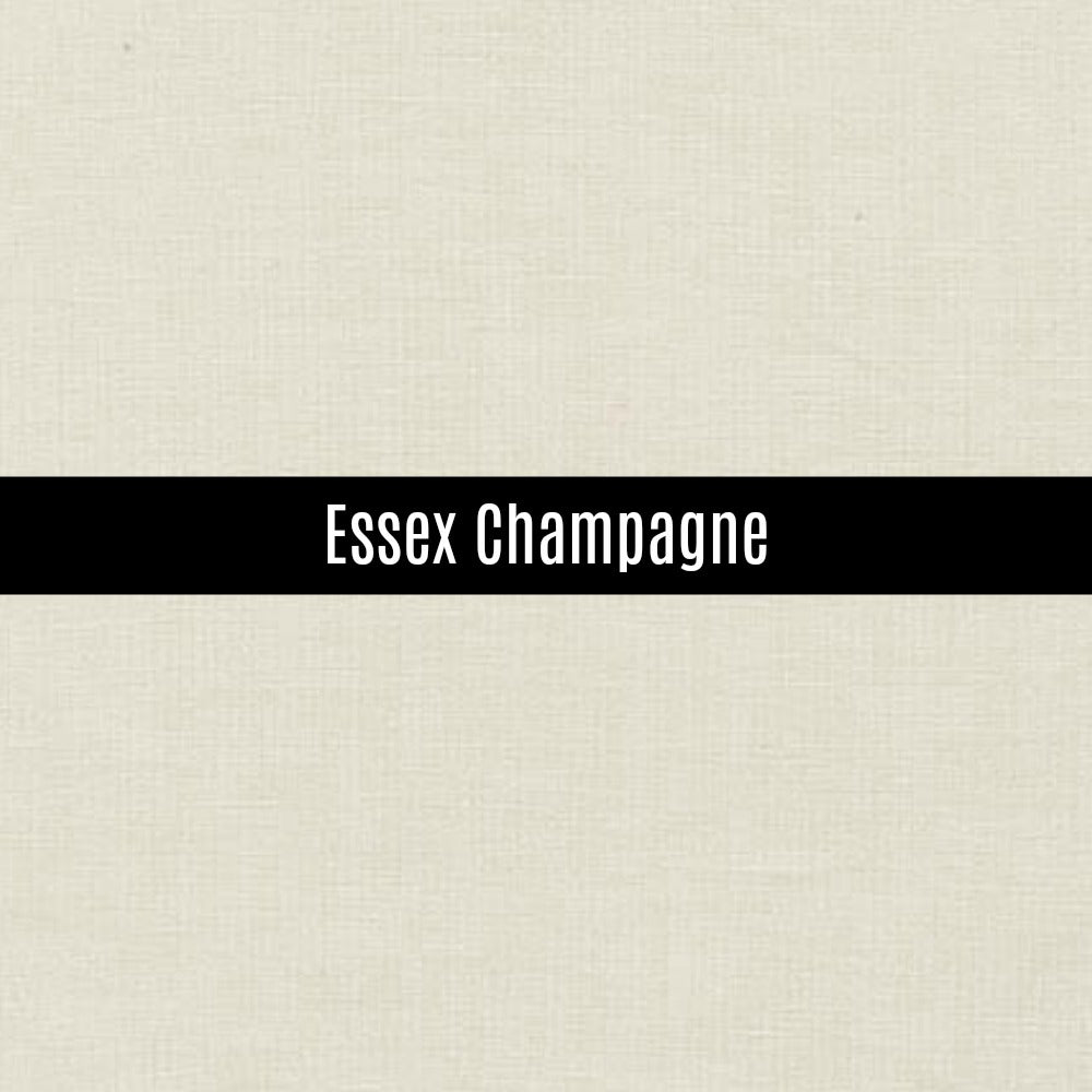 Essex Linen in Champagne - Priced by the Half Yard - brewstitched.com