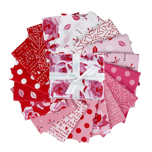 Sending Love Fat Quarter Bundle - brewstitched.com