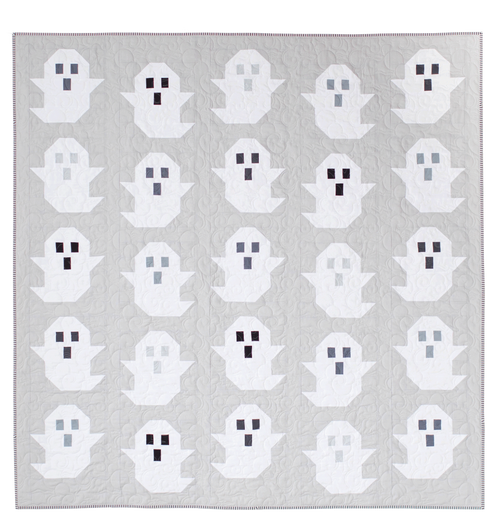 The Ghost Throw Quilt Kit