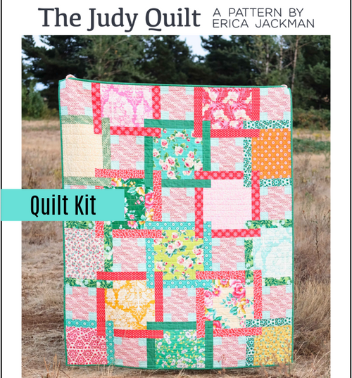 True Kisses The Judy Quilt Kit - brewstitched.com