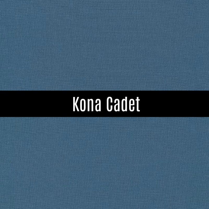 Kona Cadet - Priced by the Half Yard - brewstitched.com