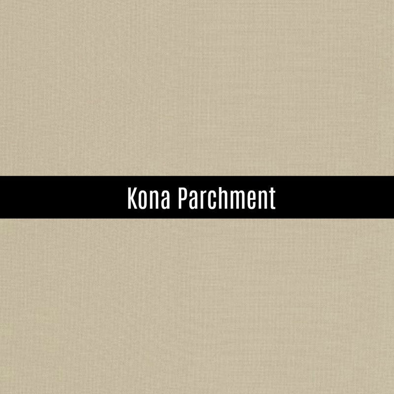 Kona Parchment - Priced by the Half Yard - brewstitched.com
