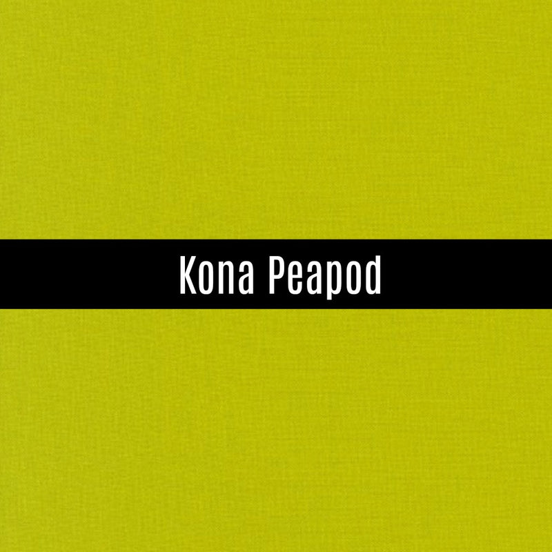 Kona Peapod - Priced by the Half Yard - brewstitched.com