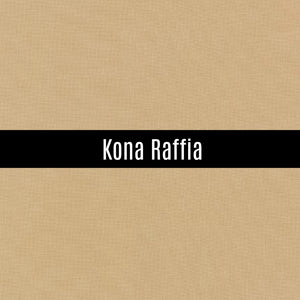 Kona Raffia - Priced by the Half Yard - brewstitched.com