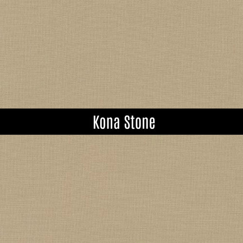 Kona Stone - Priced by the Half Yard - brewstitched.com