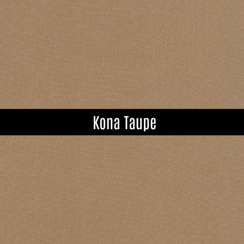 Kona Taupe - Priced by the Half Yard - brewstitched.com