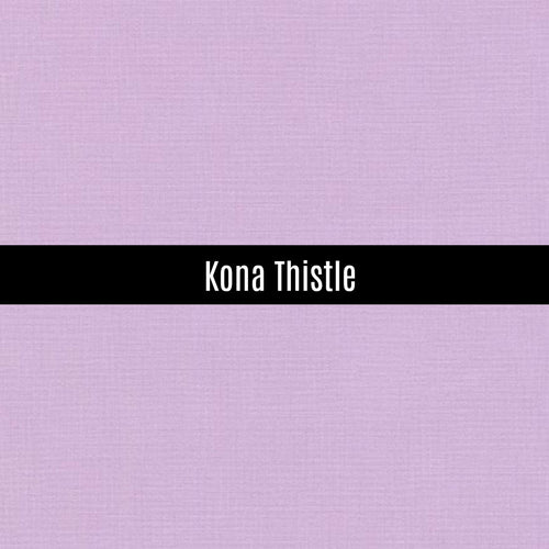 Kona Thistle - Priced by the Half Yard - brewstitched.com