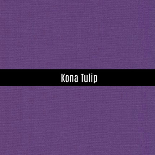 Kona Tulip - Priced by the Half Yard - brewstitched.com