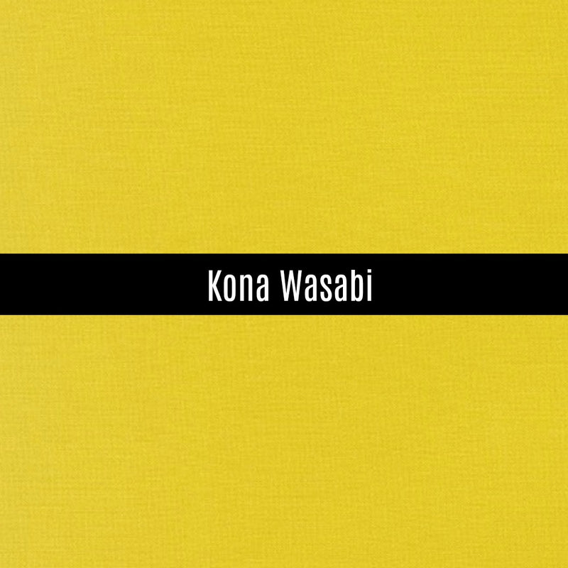 Kona Wasabi - Priced by the Half Yard - brewstitched.com