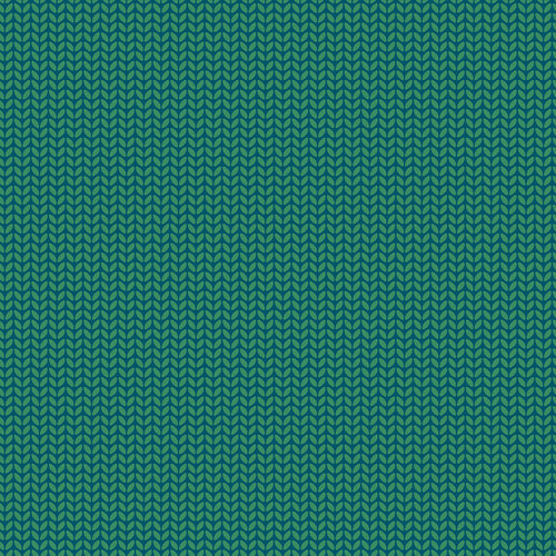 Purl by Sarah Watts Knit Yarn Emerald - Priced by the Half Yard - Expected Mar 2021 - brewstitched.com