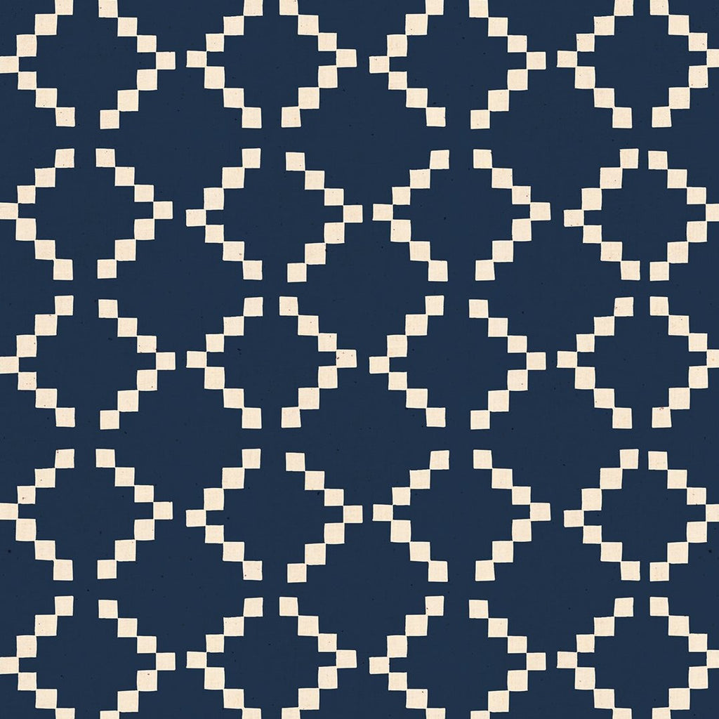 Golden Hour Tile Navy - Priced by the half yard - Coming Nov 2020 - brewstitched.com