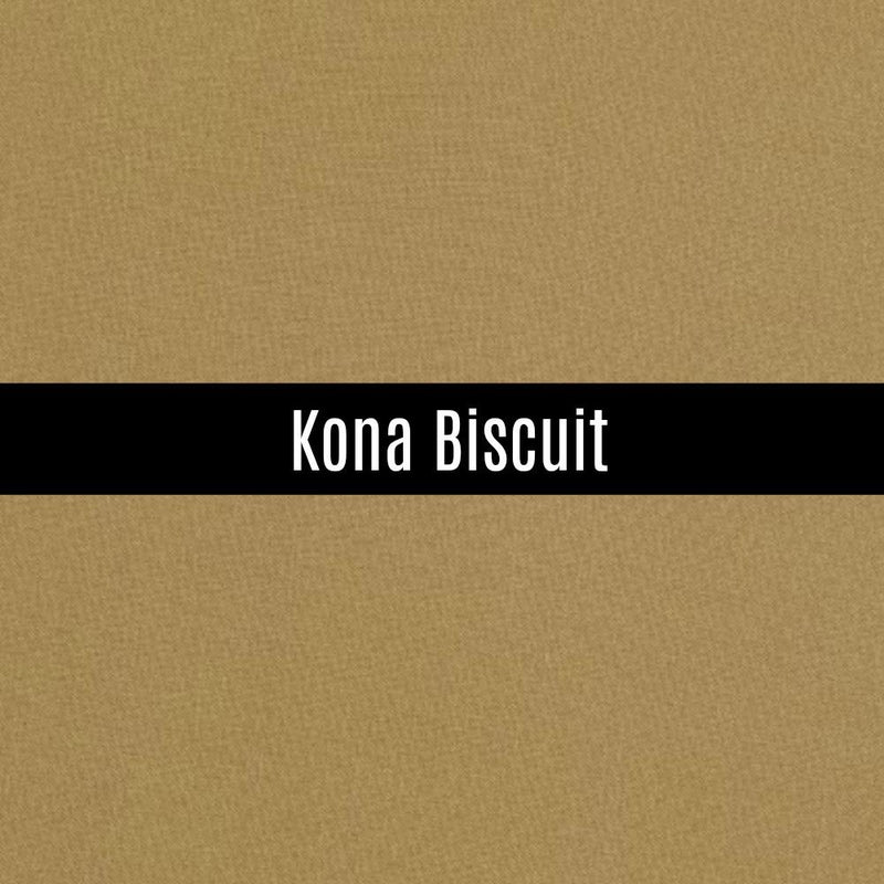 Kona Biscuit - Priced by the Half Yard - brewstitched.com