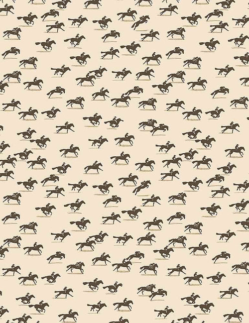 Wanted Gallop - Priced by the half yard - Expected Aug 2021 - brewstitched.com