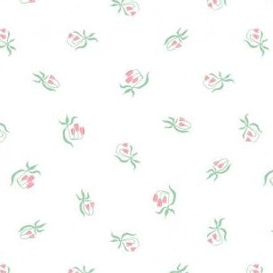 PREORDER - Mythical Mini Floral - Priced by the Half Yard - SHIPS March 2020 - brewstitched.com