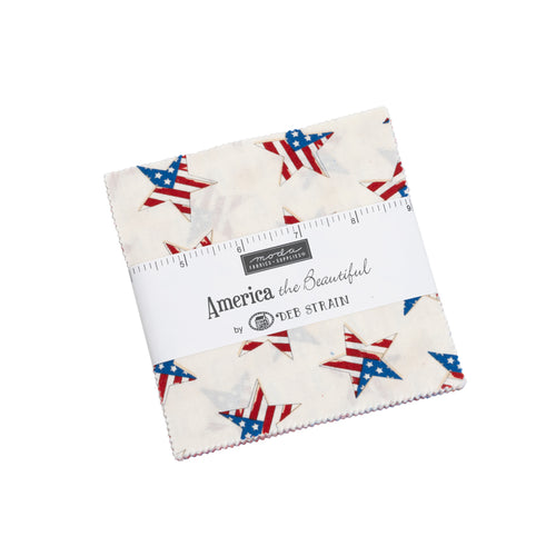 America Beautiful Charm Pack - brewstitched.com