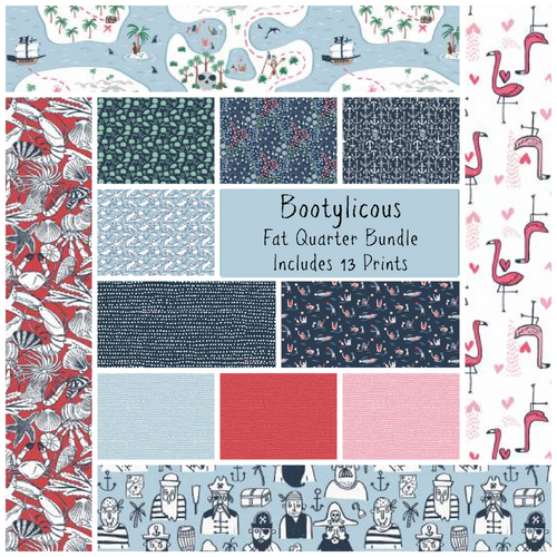 Bootylicious Fat Quarter Bundle - Expected Jan 2021 - brewstitched.com