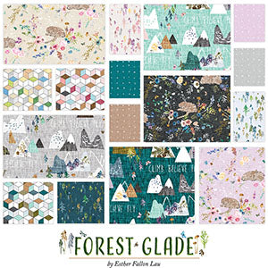 Forest Glade Half Yard Bundle - Expected Feb 2021 - brewstitched.com