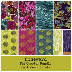 Homeward Fat Quarter Bundle - brewstitched.com