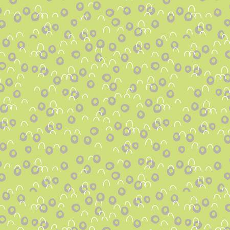 Green Dot Flannel - Fabric by the half Yard - CLEARANCE - brewstitched.com