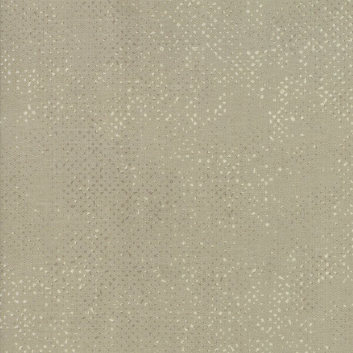 Moda Spotted Taupe - Priced by the Half Yard - brewstitched.com