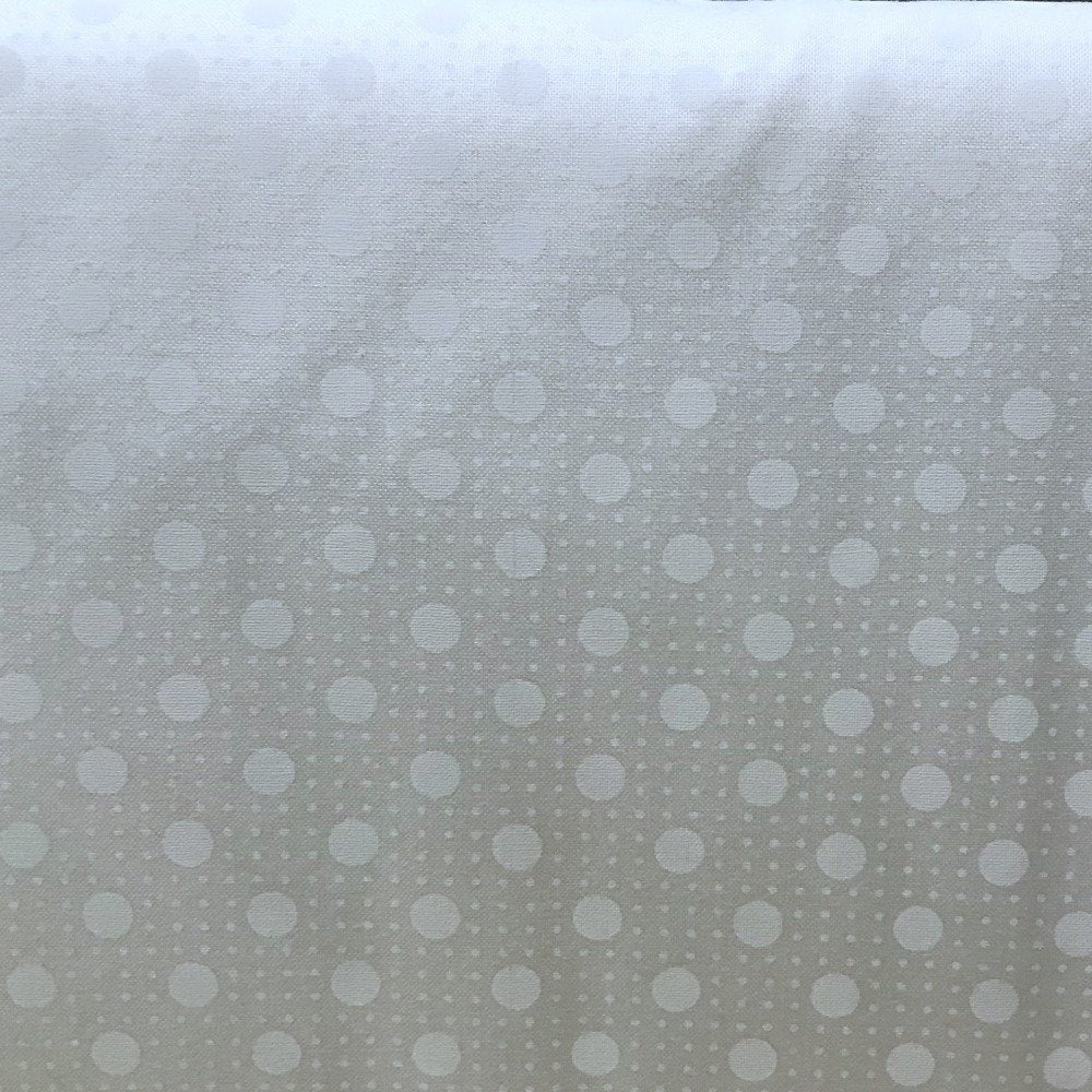 Moda Basic Spotty White - Priced by the Half Yard - brewstitched.com