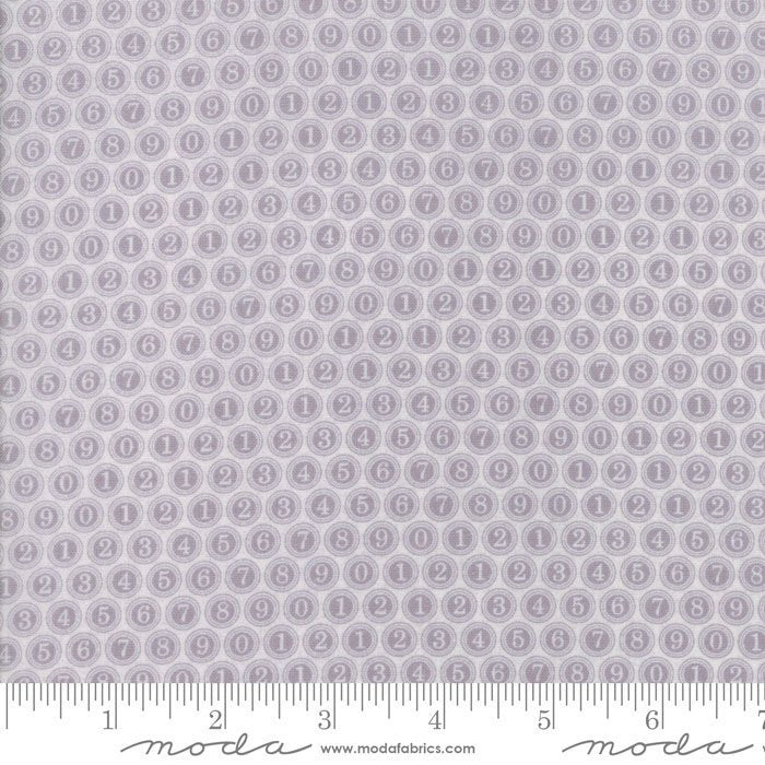 Compositions Type Keys Grey - Priced by the Half Yard - brewstitched.com
