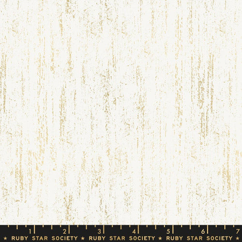 Brushed Metallic Gold - Priced by the Half Yard - brewstitched.com