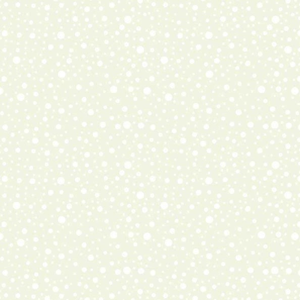 Dotty Dots Cream on Cream - Price by the Half Yard - brewstitched.com