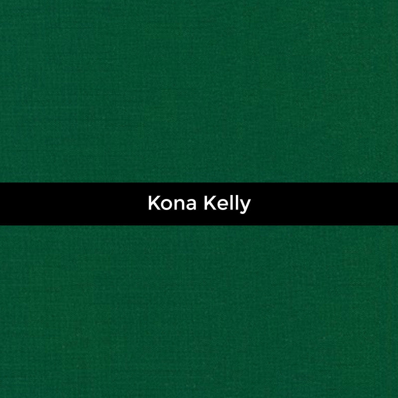 Kona Kelly - Priced by the Half Yard - brewstitched.com