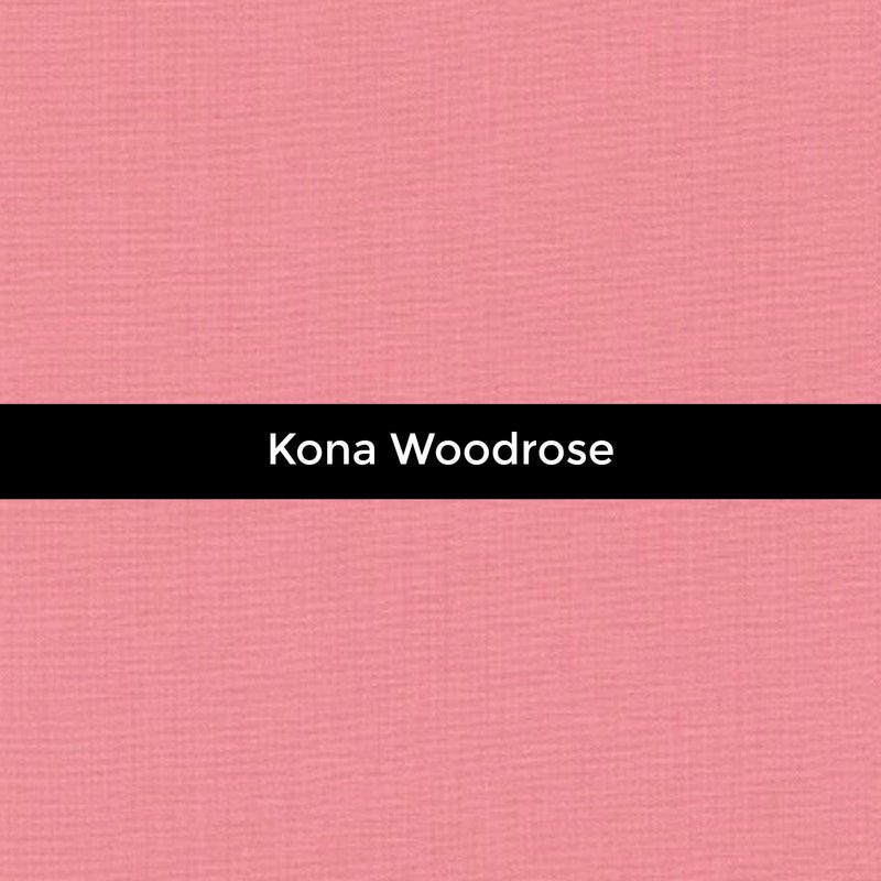 Kona Woodrose - Priced by the Half Yard - brewstitched.com