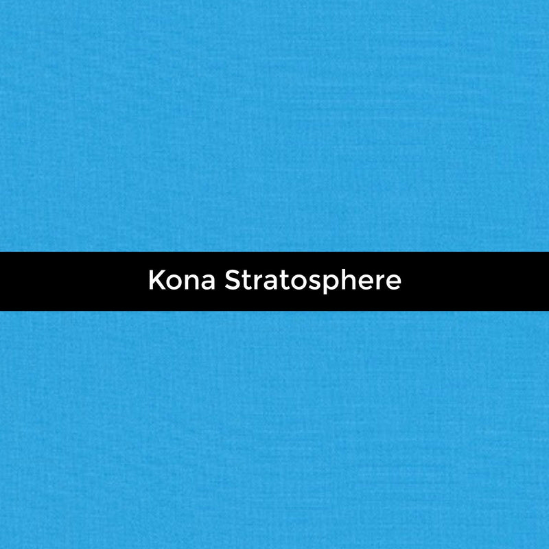 Kona Stratosphere - Priced by the Half Yard - brewstitched.com
