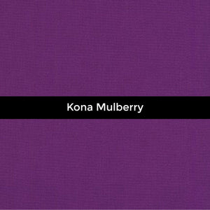 Kona Mulberry - Priced by the Half Yard - brewstitched.com