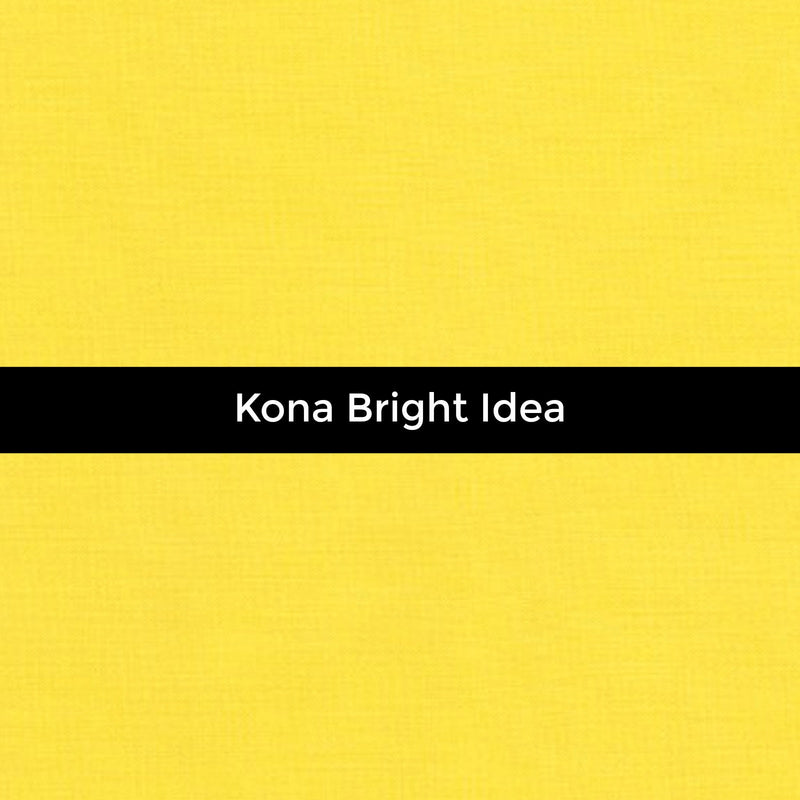 Kona Bright Idea - Priced by the Half Yard - brewstitched.com