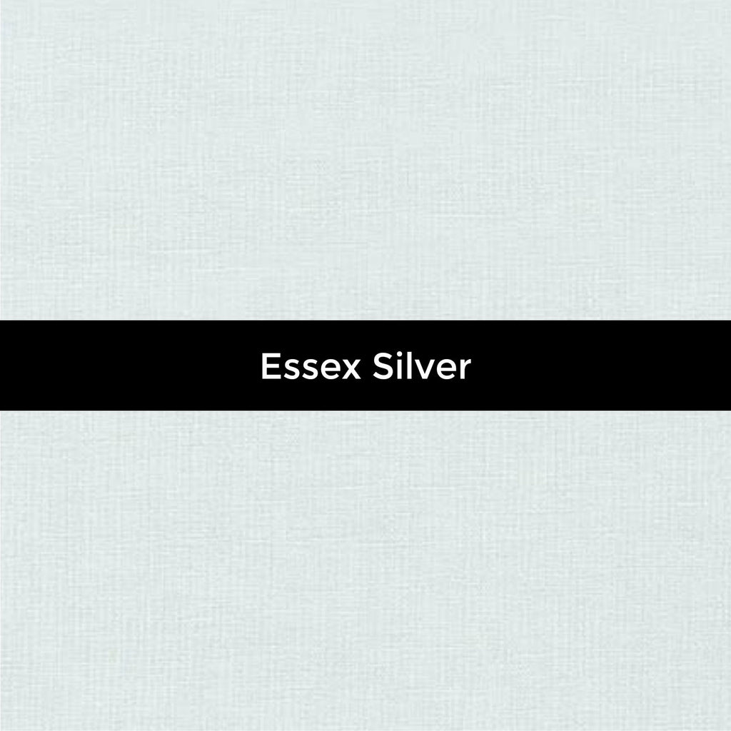 Essex Linen in Silver - Priced by the Half Yard - brewstitched.com