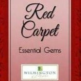 Essential Gems Strip Pack in Red Carpet Includes 24 Strips each 2.5 x 42 inches - brewstitched.com