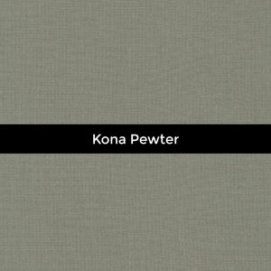 Kona Pewter - Priced by the Half Yard - brewstitched.com