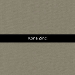 Kona Zinc - Priced by the Half Yard - brewstitched.com