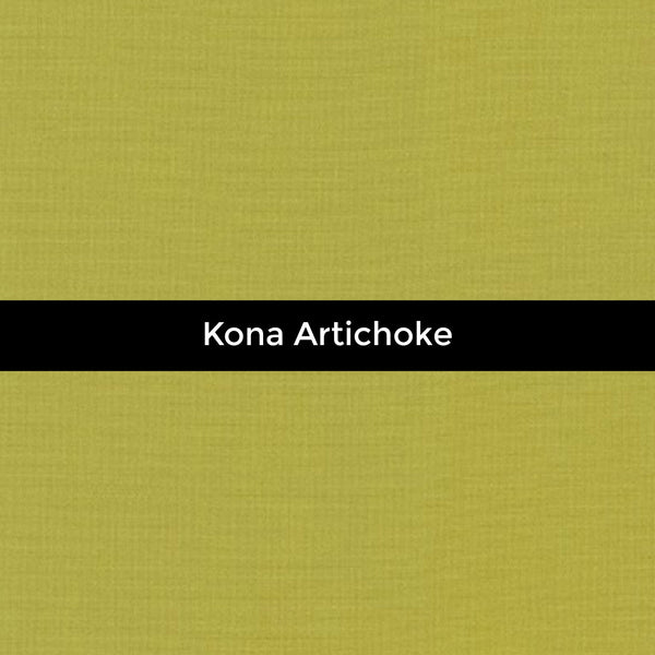 Kona Artichoke - Priced by the Half Yard