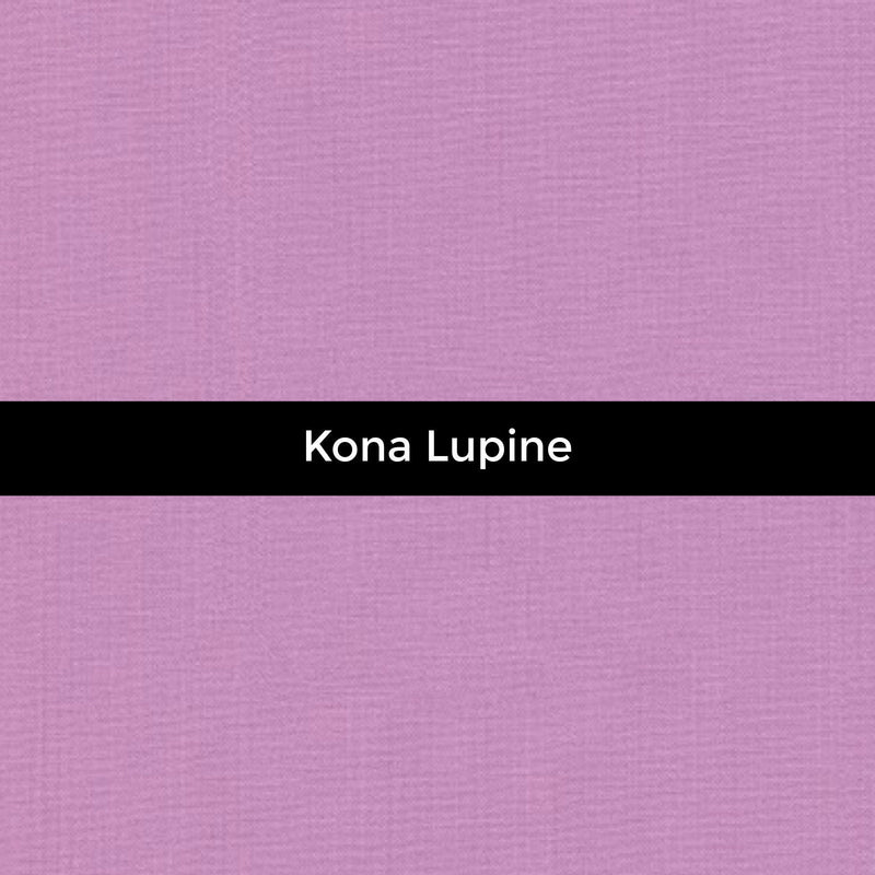 Kona Lupine - Priced by the Half Yard - brewstitched.com